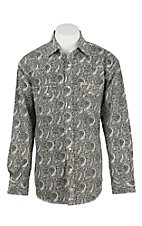 Rafter C Cowboy Collection Men's L/S Western Snap Shirt RC1631302