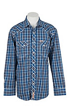Rafter C Cowboy Collection Men's L/S Western Snap Shirt RC1631602