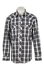 Rafter C Cowboy Collection Men's L/S Western Snap Shirt RC1631701