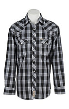 Rafter C Cowboy Collection Men's L/S Western Snap Shirt RC1631703