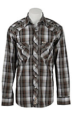 Rafter C Cowboy Collection Men's L/S Western Snap Shirt RC1631901