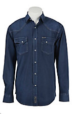 Rafter C Cowboy Collection Men's L/S Western Snap Shirt RC1632601