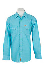 Rafter C Cowboy Collection Men's L/S Western Snap Shirt RC1632603