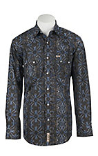 Rafter C Cowboy Collection Men's L/S Western Snap Shirt RC1640201