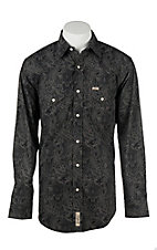 Rafter C Cowboy Collection Men's L/S Western Snap Shirt RC1340702