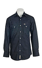 Rafter C Cowboy Collection Men's L/S Western Snap Shirt RC1640706