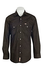 Rafter C Cowboy Collection Men's L/S Western Snap Shirt RC1640707