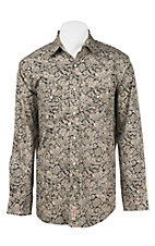 Rafter C Cowboy Collection Men's L/S Western Snap Shirt RC1640709