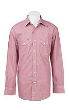 Rafter C Cowboy Collection Men's L/S Western Snap Shirt RC1640901