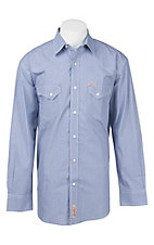 Rafter C Cowboy Collection Men's L/S Western Snap Shirt RC1640902