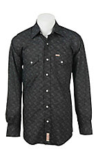 Rafter C Cowboy Collection Men's L/S Western Snap Shirt RC1641401