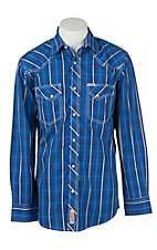 Rafter C Cowboy Collection Men's L/S Western Snap Shirt RC1641601