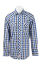 Rafter C Cowboy Collection Men's L/S Western Snap Shirt RC1641605