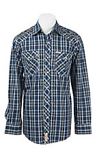 Rafter C Cowboy Collection Men's L/S Western Snap Shirt RC1641902