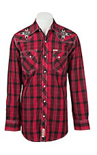 Rafter C Cowboy Collection Men's L/S Western Snap Shirt RC1642202