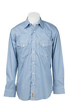 Rafter C Cowboy Collection Men's L/S Western Snap Shirt RC1642602