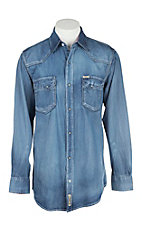 Rafter C Cowboy Collection Men's L/S Western Snap Shirt RC1642603