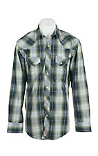 Rafter C Cowboy Collection Men's L/S Western Snap Shirt RC1710707