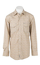 Rafter C Cowboy Collection Men's L/S Western Snap Shirt RC1711301