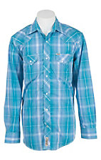 Rafter C Cowboy Collection Men's L/S Western Snap Shirt RC1711304