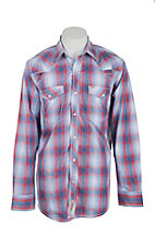 Rafter C Cowboy Collection Men's L/S Western Snap Shirt RC1711701