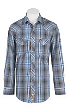 Rafter C Cowboy Collection Men's L/S Western Snap Shirt RC1712601