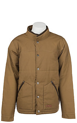 Rafter C Cowboy Collection Men's Camel Insulated Jacket