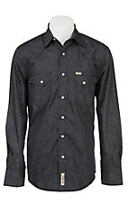 Rafter C Cowboy Collection Men's L/S Western Snap Shirt RCX1541304 - Big & Tall