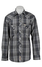 Rafter C Cowboy Collection Men's L/S Western Snap Shirt RCX1631401 - Big & Tall