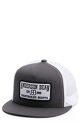 Red Dirt Hat Co. Grey And Black Anderson Bean Patch Cap