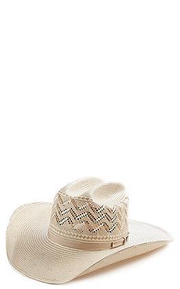 1cd854c71e07 Resistol 20X Tuff Anuff Wavy Vent Natural Cattleman Hat