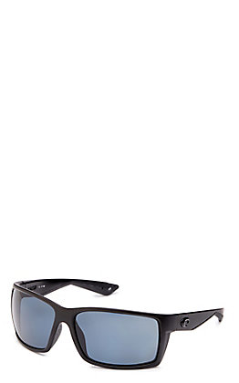 Costa Reefton Gray Blackout Sunglasses