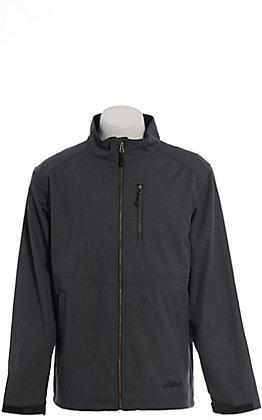 Rafter C Men's Grey Long Sleeve Bonded Jacket