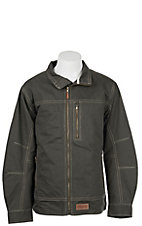 Rafter C Men's Gunmetal Grey Canvas Jacket