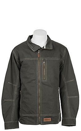 Rafter C Men's Gunmetal Grey Light Canvas Jacket
