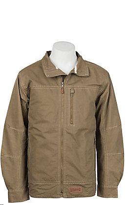 Rafter C Men's Khaki Canvas Jacket