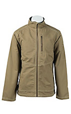 Rafter C Men's Khaki Canvas Jacket