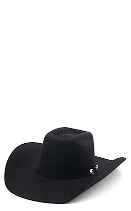 Resistol 6X Cody Johnson The SP Black Felt Cowboy Hat