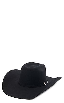Resistol 6X Cody Johnson The SP Black Felt Cowboy Hat