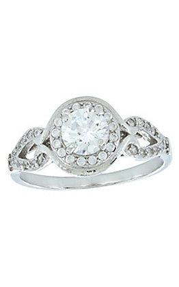 Montana Silversmiths Women's Bella Nova Ring - Size 8