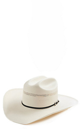 619094f7c90ff Resistol 7X Wyoming Vent Cattleman Crown Cowboy Hat