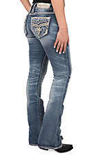 Rock Revival Women's Zuly Slim Fit Boot Cut Jean
