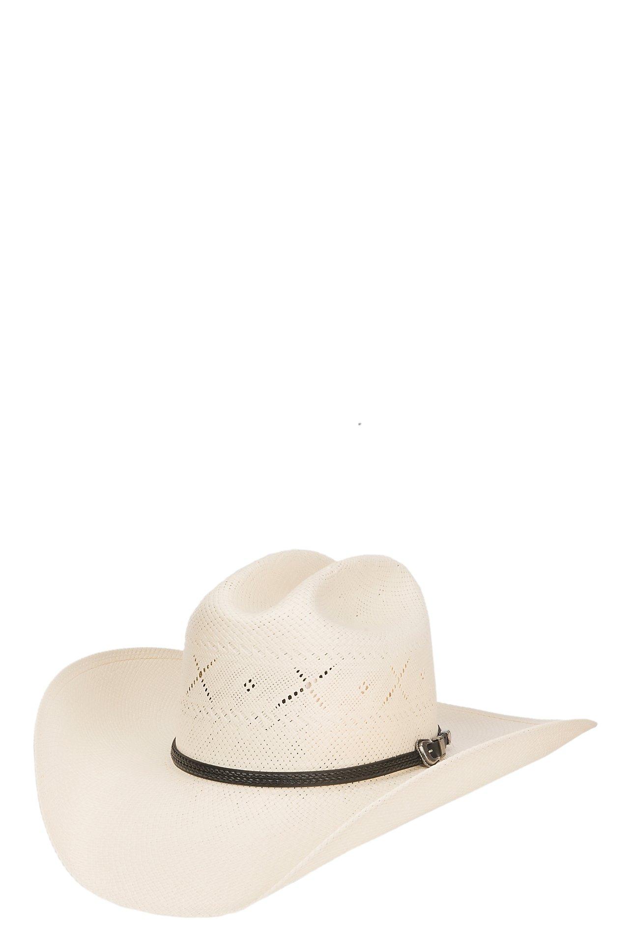 3d1f08651bd Resistol 20X George Strait All My Exes Straw Cowboy Hat