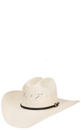 Resistol 20X George Strait All My Exes Straw Cowboy Hat