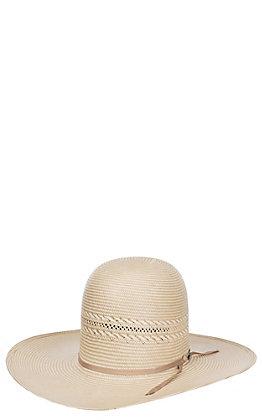 Resistol 20X Blakeo Straw Cowboy Hat