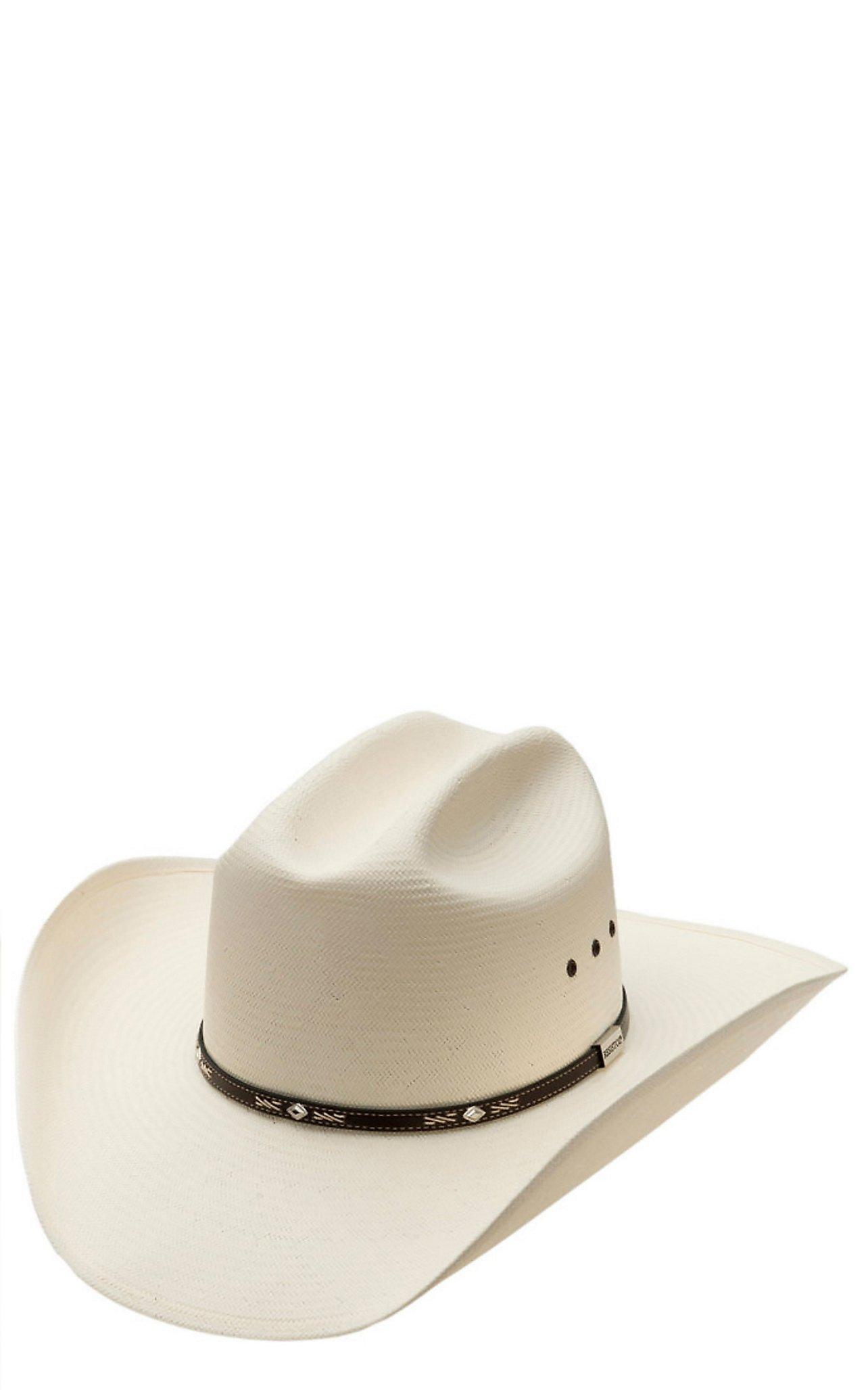 Resistol  Resistol 10X George Strait Lambert Straw Cowboy Hat 0614413ff34