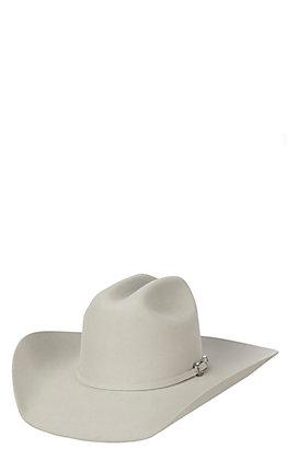 Resistol 20X Tarrant Silverbelly Fur Felt Cowboy Hat
