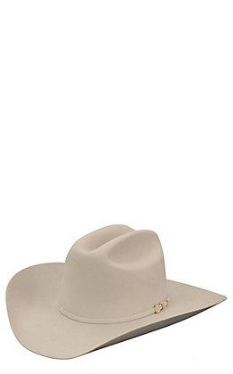 Stetson 100X El Presidente Silverbelly Felt Cowboy Hat