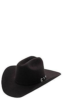 876ed2eb96c36 Stetson 6X Skyline Black Felt Cowboy Hat