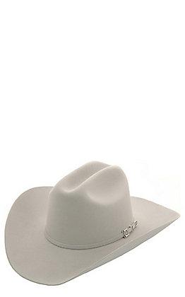 Stetson 6X Skyline Silver Grey Felt Cowboy Hat